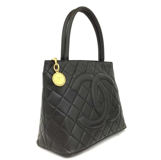 Chanel Flap Backpack Double Boy Supermodel Tote in Black Image 2