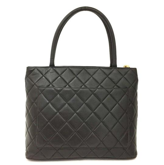Chanel Flap Backpack Double Boy Supermodel Tote in Black Image 3