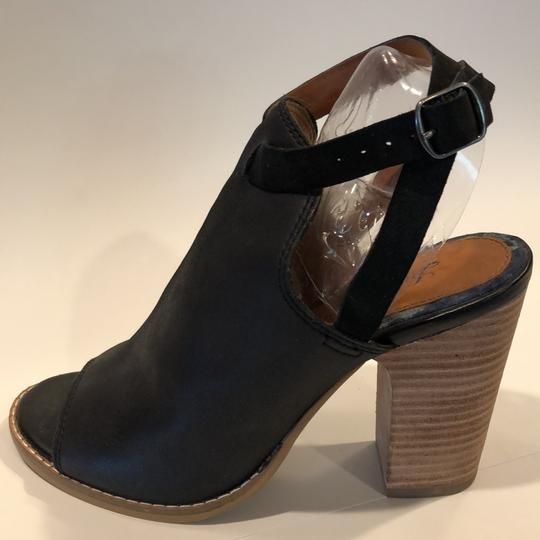 Lucky Brand Black Sandals Image 5