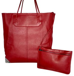 Alexander Wang Tote in Cayenne Red