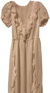 ivory Maxi Dress by Ulla Johnson