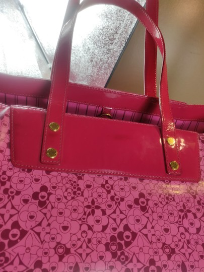Louis Vuitton Tote in Pink Image 6