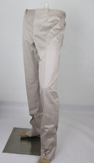 Gucci Oatmeal Larusmiani Art Bonet Formal Pant It 56r / Us 40 344792 9772 Groomsman Gift Image 2