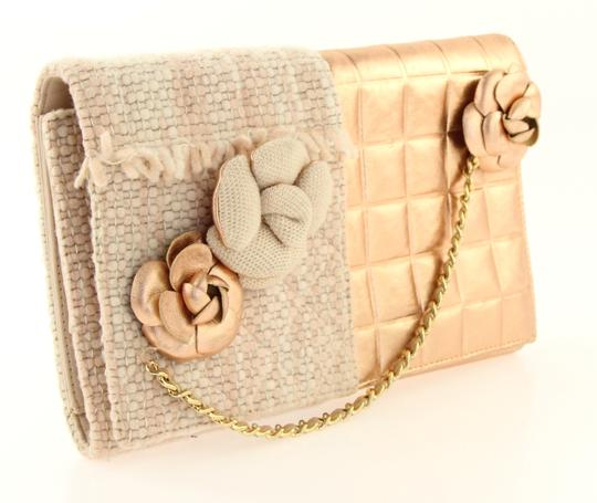Chanel Wristlet in Pink Image 1