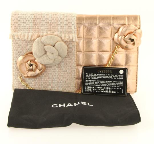 Chanel Pink Clutch Image 11