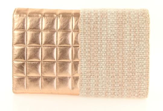 Chanel Pink Clutch Image 2