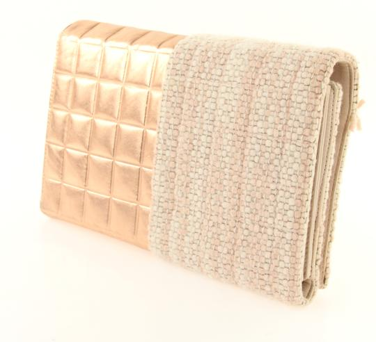 Chanel Pink Clutch Image 3
