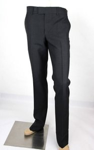 Gucci Dark Grey Wool/Mohair Panama Formal Pant 48r/Us 32 399324 1165 Groomsman Gift