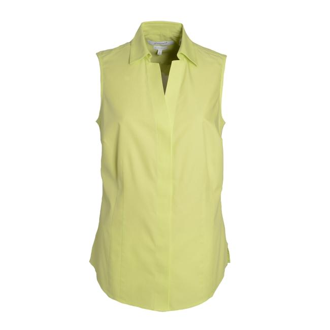 Preload https://img-static.tradesy.com/item/24146677/foxcroft-taylor-non-iron-shirt-color-honeydew-tank-topcami-size-18-xl-plus-0x-0-0-650-650.jpg