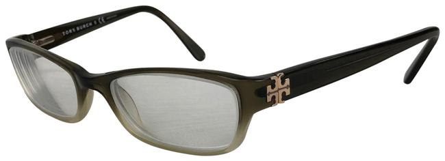 Item - Green Brown Small Gold Medallion Ty2003 Sunglasses