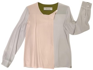Paul Smith Top Gray/Pink