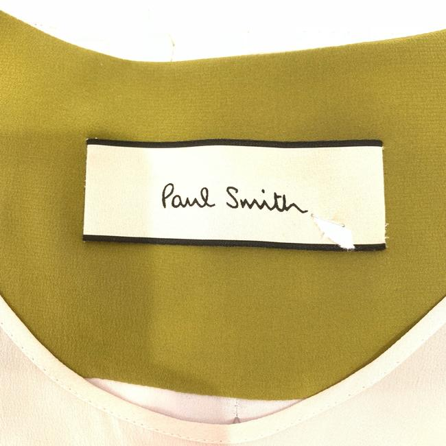 Paul Smith Top Gray/Pink Image 1
