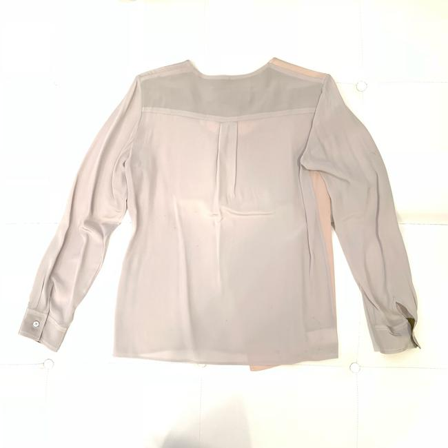 Paul Smith Top Gray/Pink Image 3