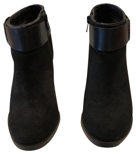 Preload https://img-static.tradesy.com/item/24146829/kensie-black-bootsbooties-size-us-7-regular-m-b-0-1-540-540.jpg