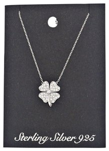 Other Sterling Silver 925 iRISH Clover Necklace