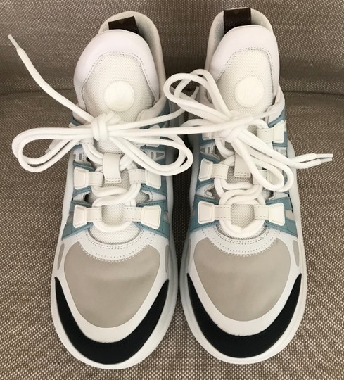 Louis Vuitton Blue/Red Athletic Image 2
