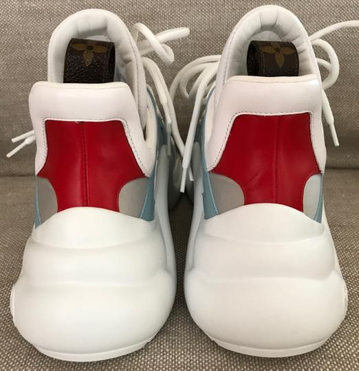 Louis Vuitton Blue/Red Athletic Image 3