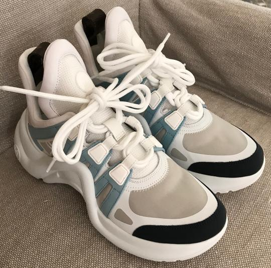 Louis Vuitton Blue/Red Athletic Image 8