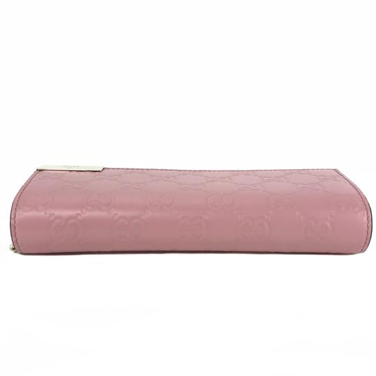 Gucci Bags Wallets Pink Clutch Image 9