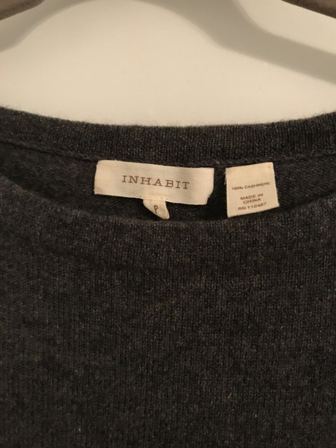 Inhabit Boatneck Cashmere Sweater Image 2