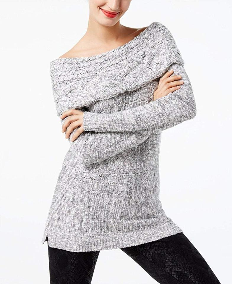 INC International Concepts Off-The-Shoulder Sweater