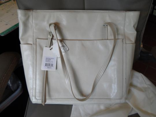 Hobo International Tote in Magnolia (off white) Image 1