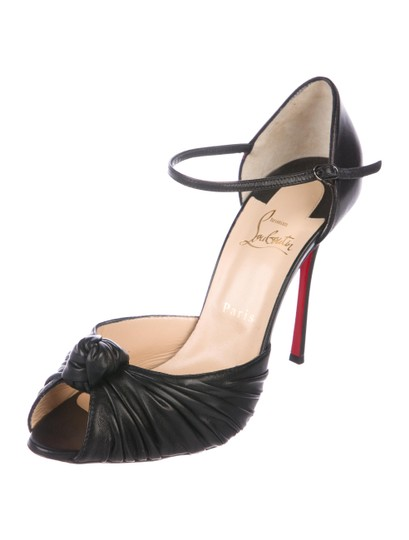Preload https://img-static.tradesy.com/item/24147198/christian-louboutin-black-new-gathered-leather-12-sandals-size-eu-42-approx-us-12-regular-m-b-0-0-540-540.jpg