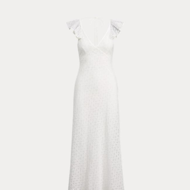 white Maxi Dress by Ralph Lauren Image 1