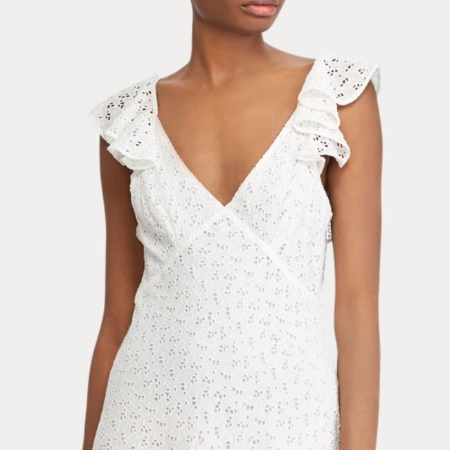 white Maxi Dress by Ralph Lauren Image 3