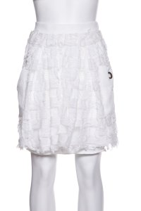 Aviu Skirt White