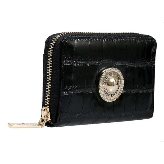 Preload https://img-static.tradesy.com/item/24147635/versace-jeans-collection-black-compact-wallet-0-0-540-540.jpg