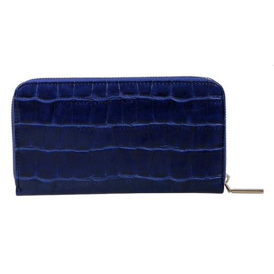 Versace Jeans Collection Versace Prussian Blue Wallet