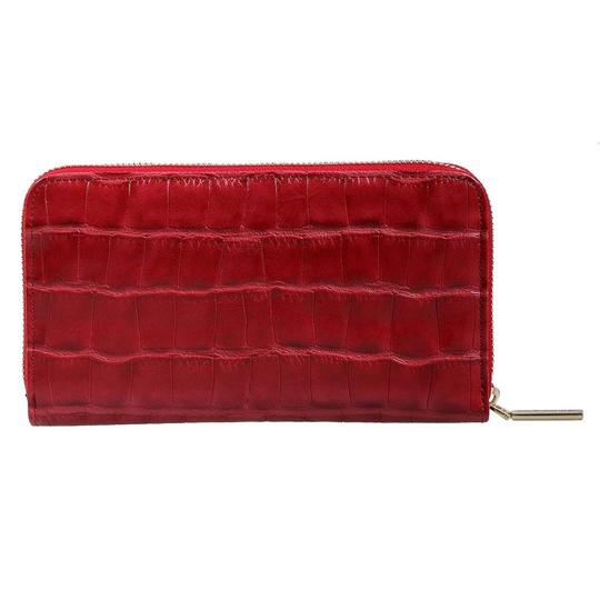 Versace Jeans Collection Versace Red Wallet