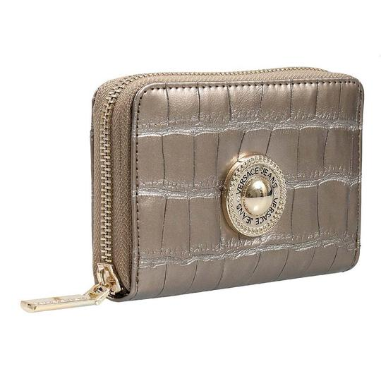 Preload https://img-static.tradesy.com/item/24147735/versace-jeans-collection-gold-compact-wallet-0-0-540-540.jpg