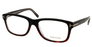 Tom Ford Tom Ford TF 5163 55A Havana/Blue Accent Rx Optical Frame