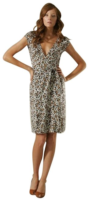 Preload https://img-static.tradesy.com/item/24147763/diane-von-furstenberg-brown-dvf-kye-true-wrap-white-silk-mid-length-short-casual-dress-size-0-xs-0-1-650-650.jpg