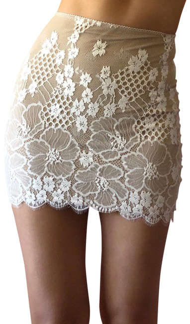 Preload https://img-static.tradesy.com/item/24147848/for-love-and-lemons-skivvies-lace-skirt-size-0-xs-25-0-1-650-650.jpg
