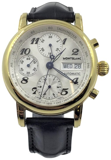 Preload https://img-static.tradesy.com/item/24147856/montblanc-yellow-chronograph-meisterstuck-7001-4810-501-wristwatch-watch-0-1-540-540.jpg