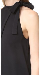 Theory Versatile Halter Lbd Pockets Dress