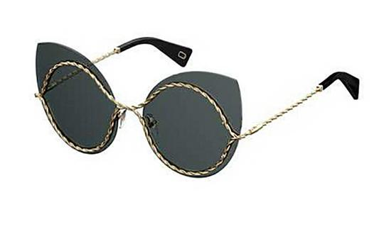 Marc Jacobs Marc Jacobs, Metal Twist Cat-Eye Sunglasses Image 0