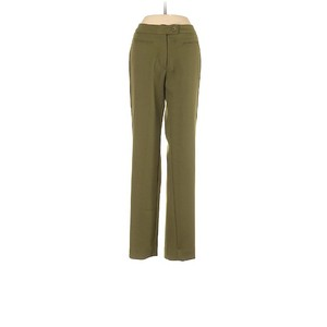 Sisley Straight Pants Green