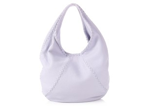 Bottega Veneta Light Oyster Cervo Woven Bv.p0912.11 Hobo Bag