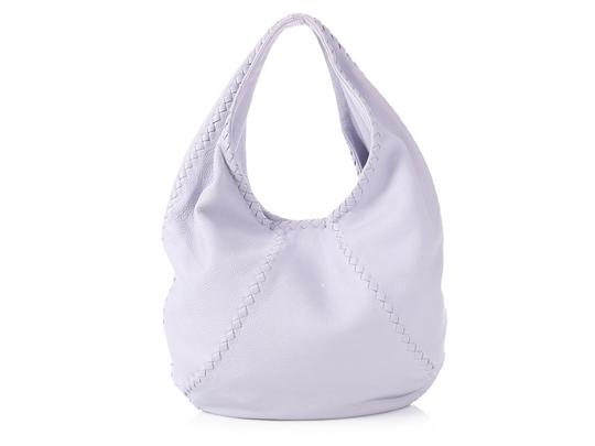Bottega Veneta Light Oyster Cervo Bv.p0912.11 Reduced Price Hobo Bag