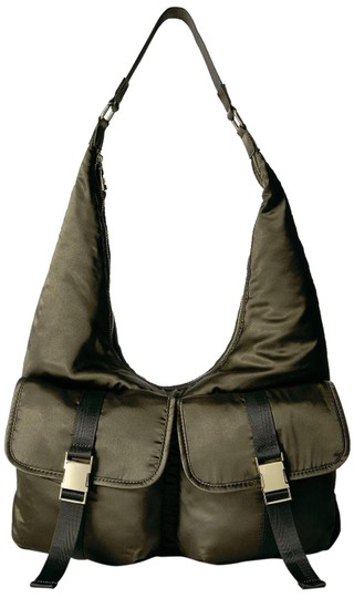 Steve Madden Satin Hobo Shoulder Bag