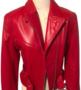 North Beach Leather Motorcycle Jacket