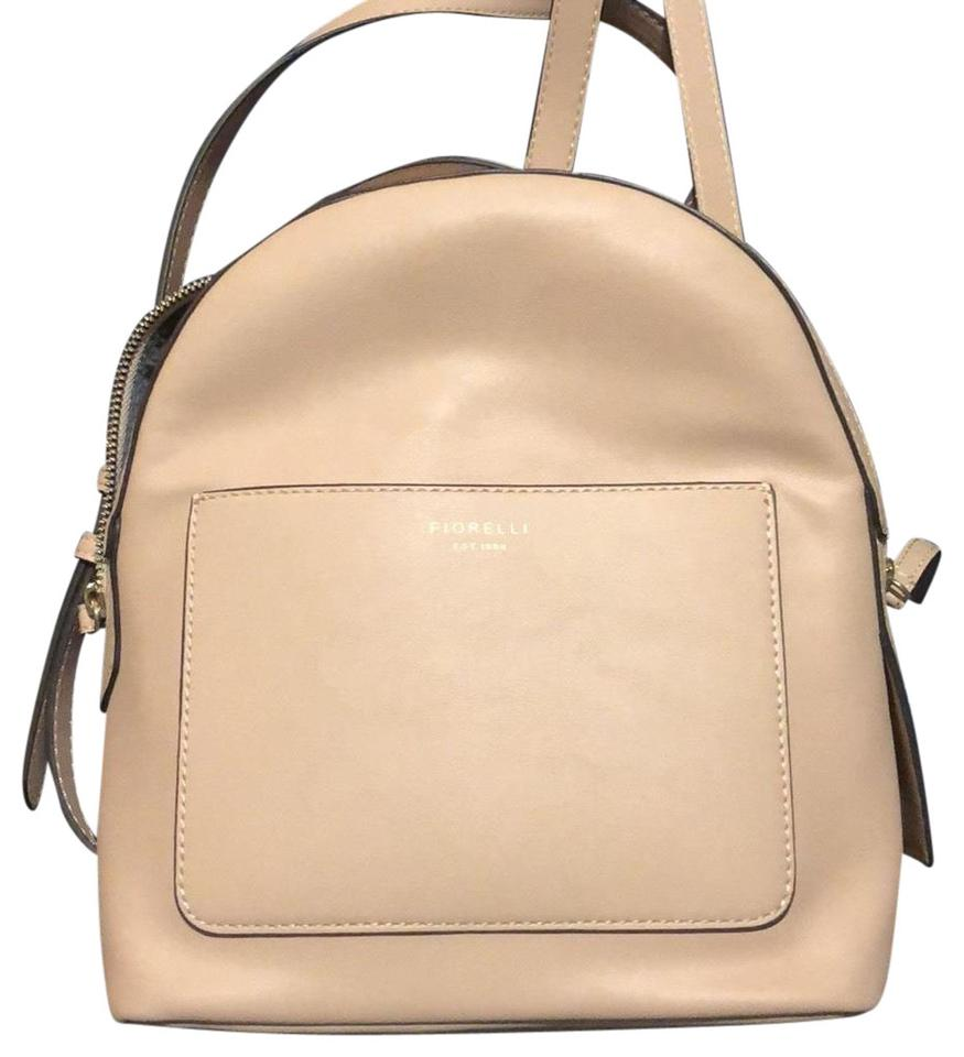 Fiorelli Light Pink Leather Backpack - Tradesy