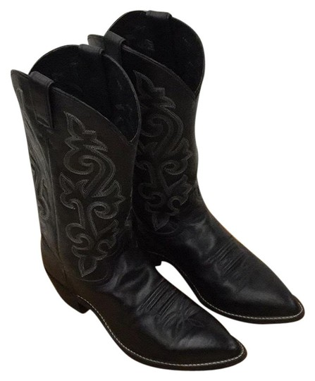 Preload https://img-static.tradesy.com/item/24148209/justin-boots-black-bootsbooties-size-us-135-wide-c-d-0-1-540-540.jpg