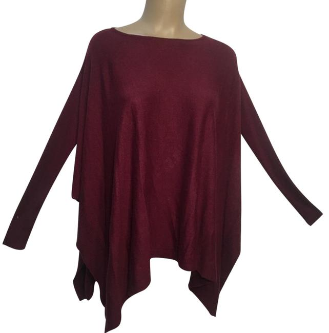 Preload https://img-static.tradesy.com/item/24148212/romeo-and-juliet-couture-knit-burgundy-sweater-0-1-650-650.jpg