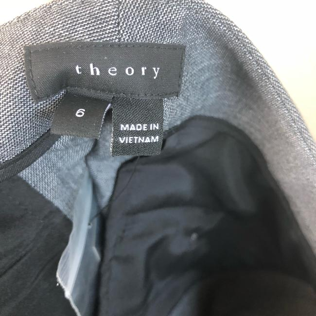 Theory Relaxed Pants Gray