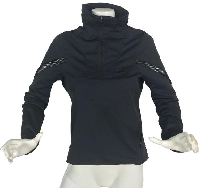 Preload https://img-static.tradesy.com/item/24148332/nike-black-pullover-motion-cover-up-mesh-athletic-women-activewear-outerwear-size-4-s-0-1-650-650.jpg